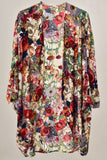 Forever Yours Floral Kimono Cardigan
