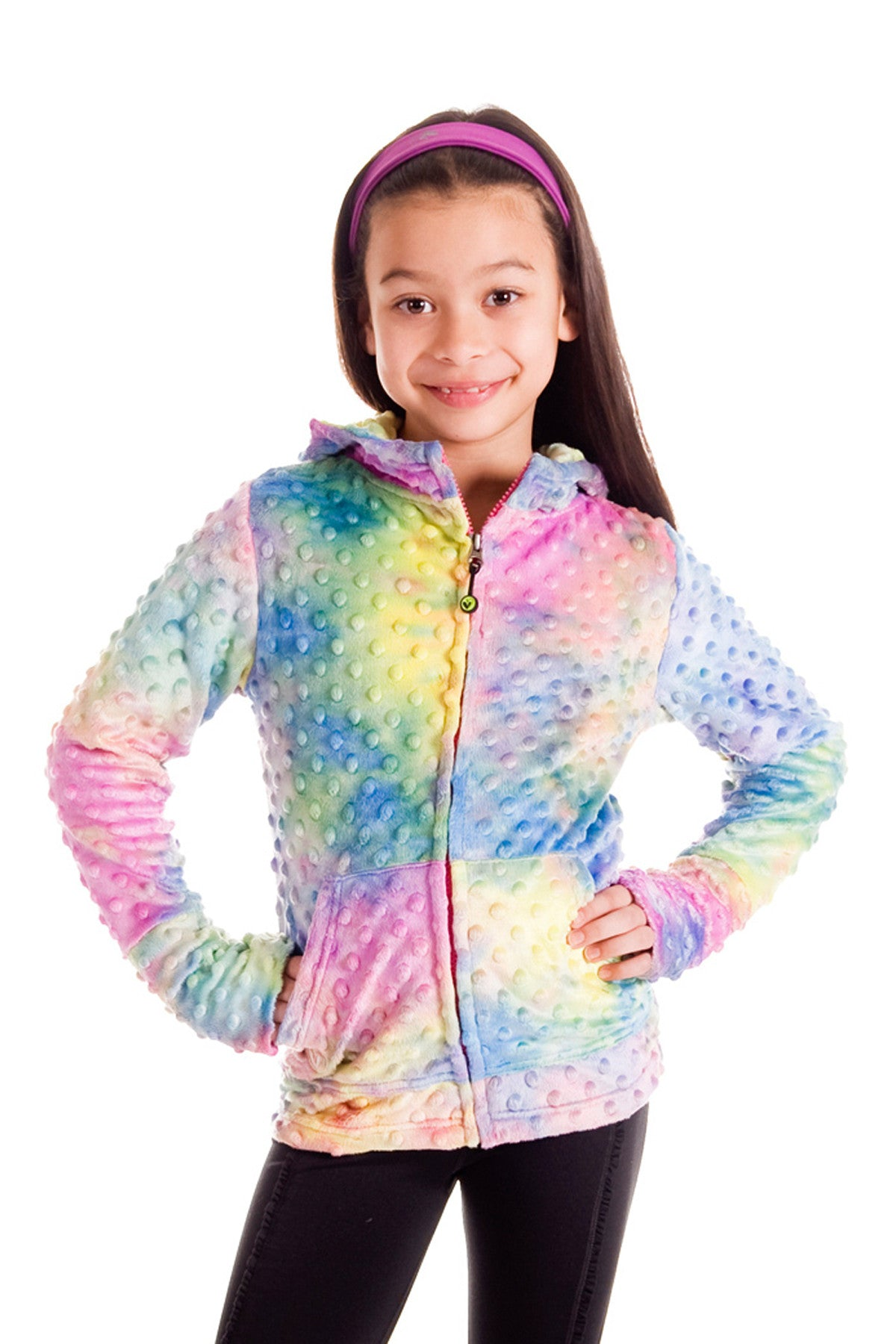 Pre Teens Swim Suit Bottom On Only Pictures: Preteen Girl's Fashion - Rainbow