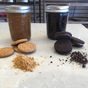 Homemade Cookie Butter