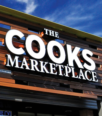 The Cooks Marketplace Retail Store