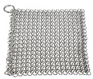 "Camp Chef Chainmail Scrubber 7"" x 7"""
