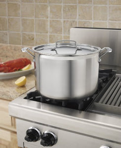 Cuisinart Multiclad Pro 12 qt. Stockpot with Lid