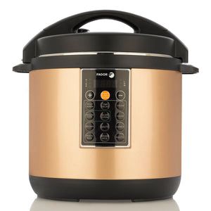 Fagor LUX Multicooker 8qt, Copper