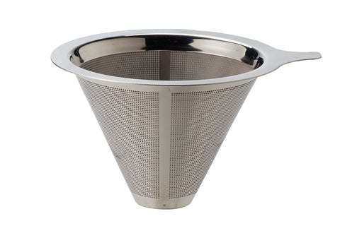 HIC Pour Over Stainless Steel Coffee Filter