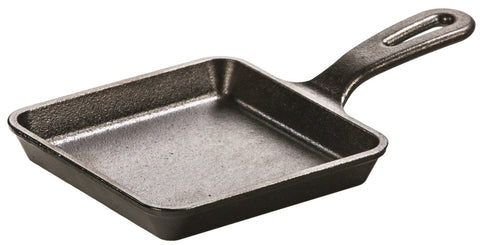 Lodge 5 Inch Square Cast Iron Skillet