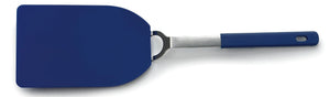 RSVP Flexible Nylon Spatula, Large, Blue