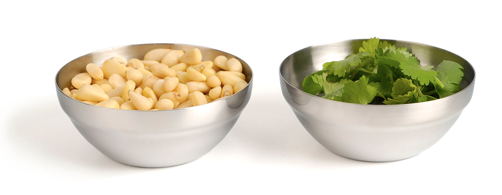 RSVP Stainless Steel Little Prep Bowls