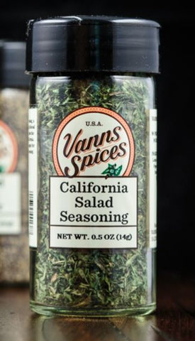 Vann's Spices California Salad Seasoning