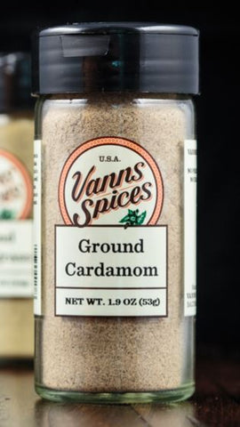 Vann's Spices Cardamom, Ground