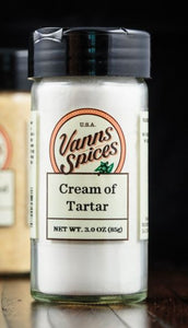 Vann's Spice Cream Of Tartar