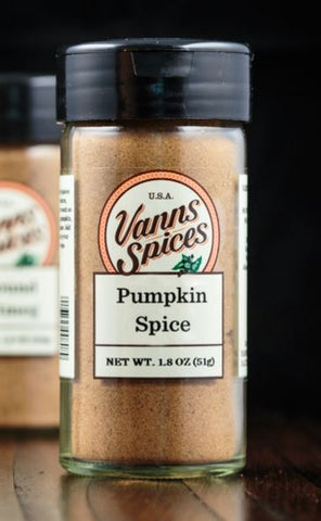 Vann's Spices Pumpkin Pie Spice