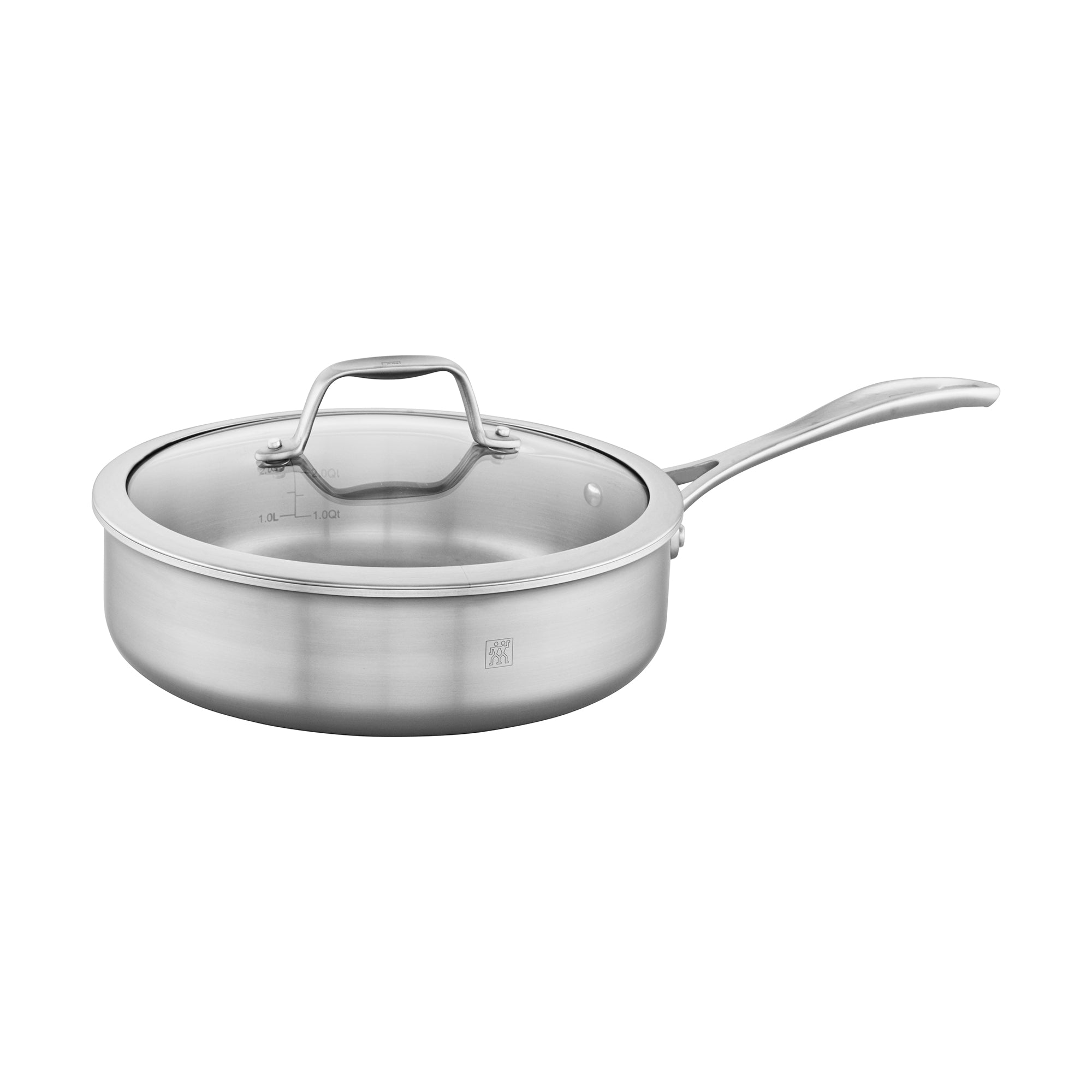 Zwilling Spirit Tri-ply 3-qt Stainless Steel Saute Pan