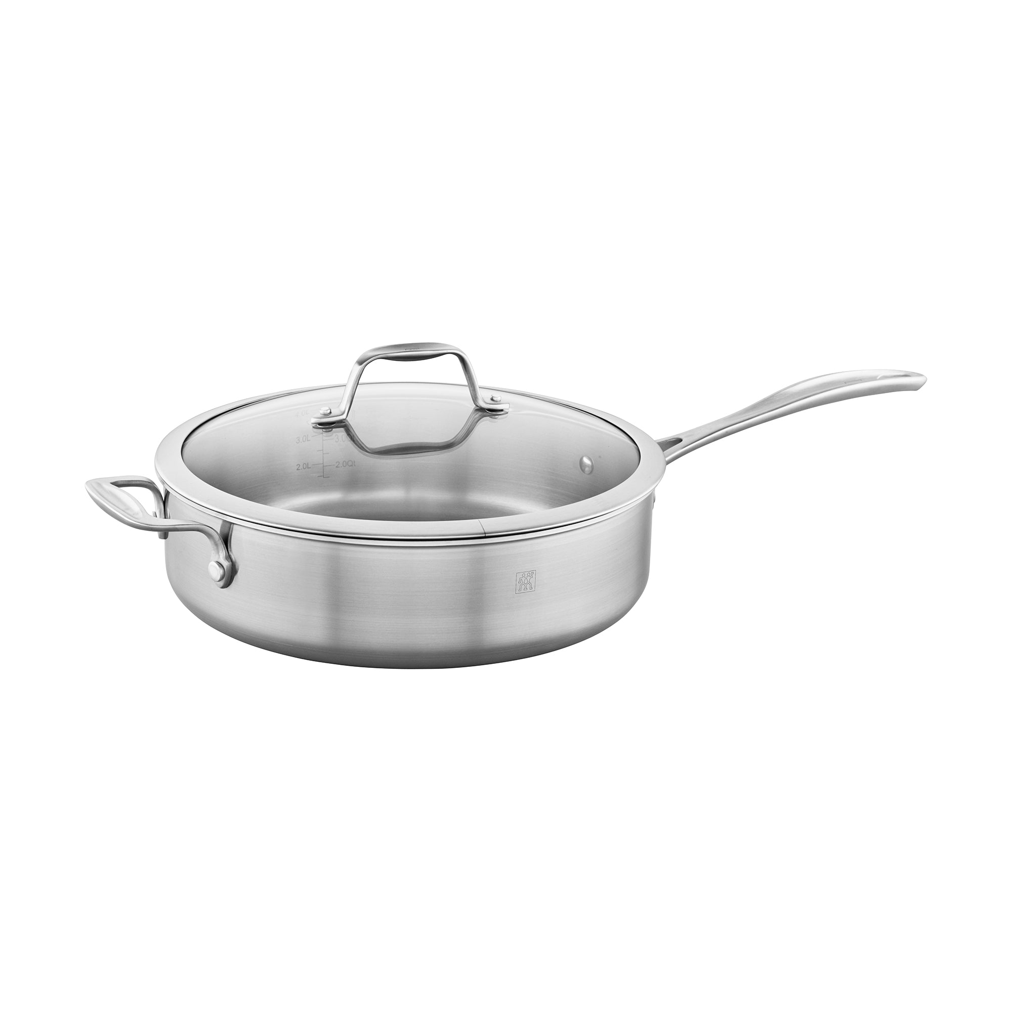 Zwilling Spirit Tri-ply 5-qt Stainless Steel Saute Pan