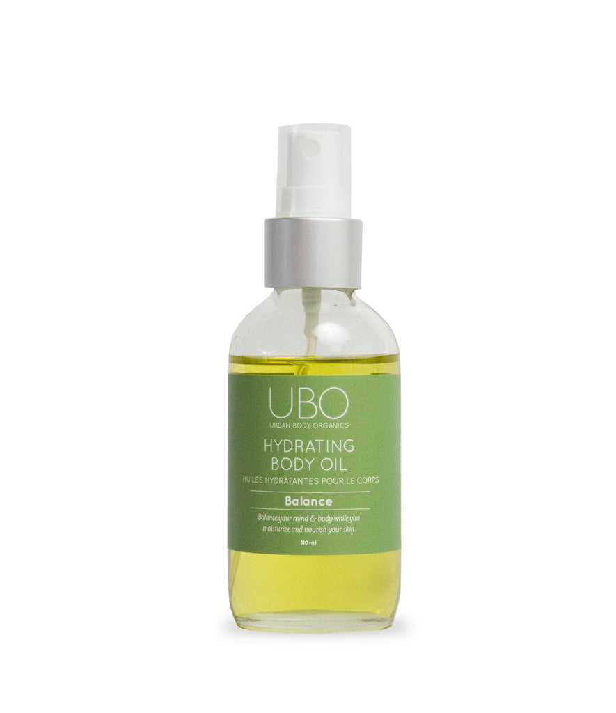 Balance Hydrating Body Oil