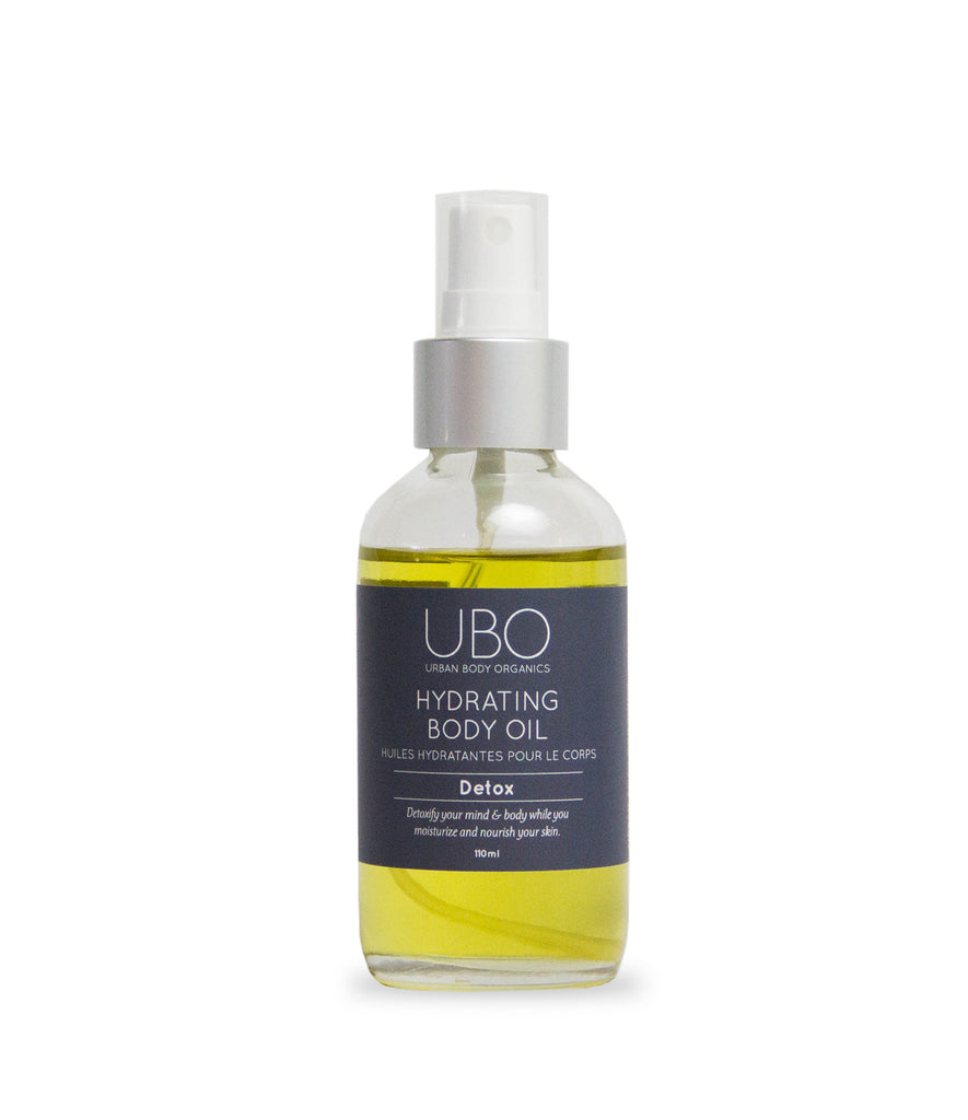 Detox Hydrating Body Oil