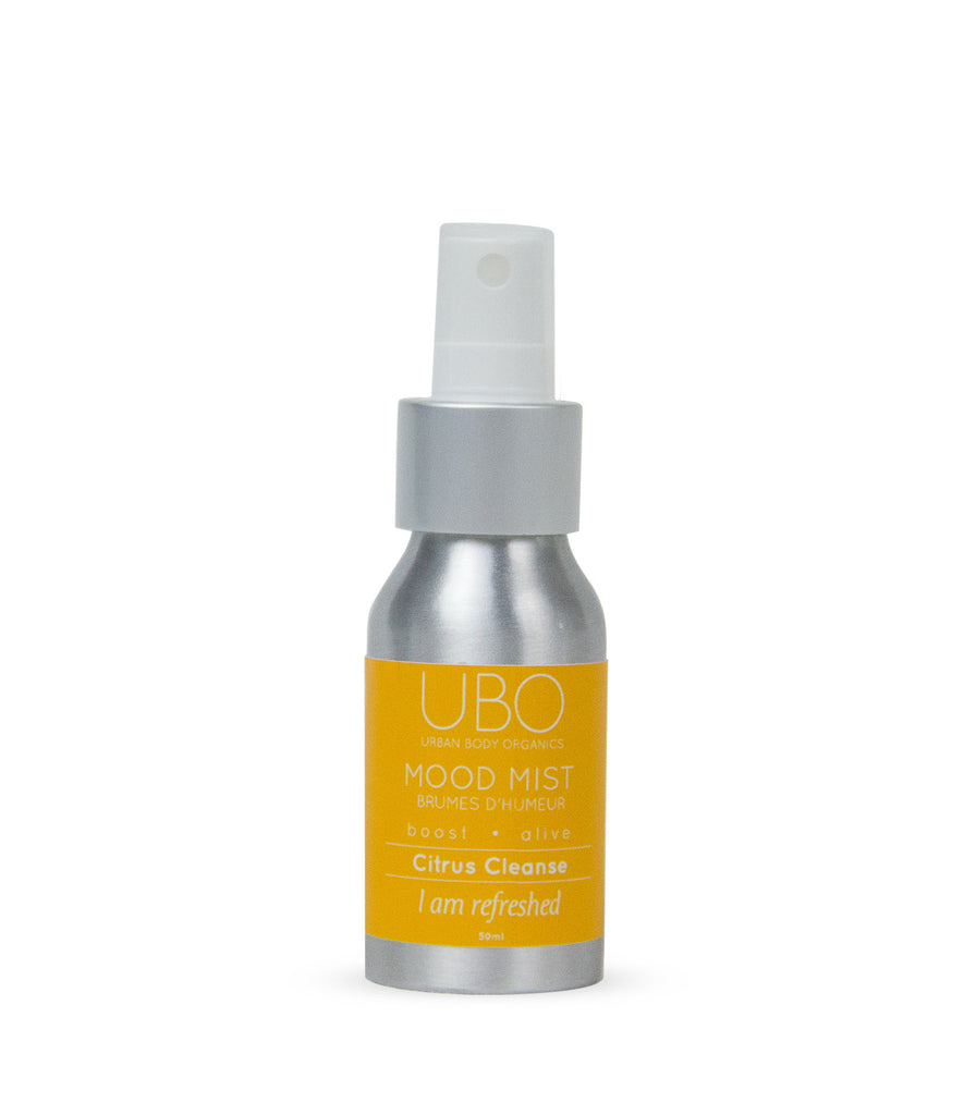 Citrus Cleanse Mood Mists