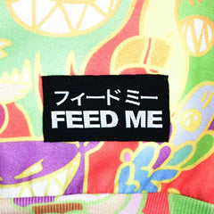 Feed Me // All Over Monster Crew Neck