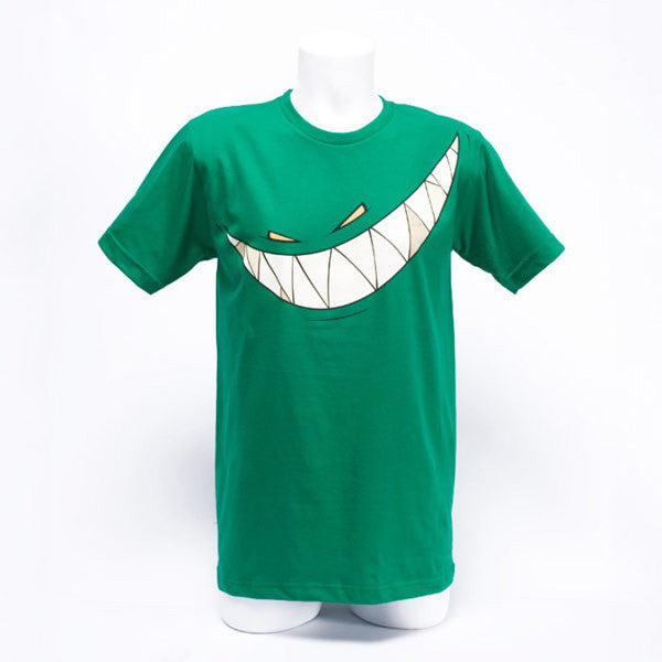 Feed Me // Green Teeth T-Shirt