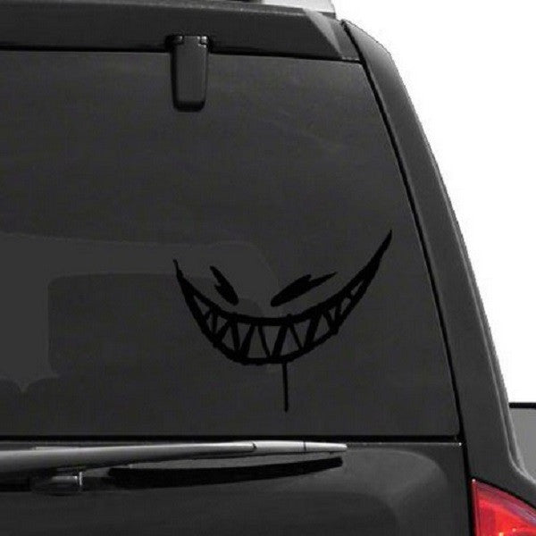 Feed Me // Window Decal