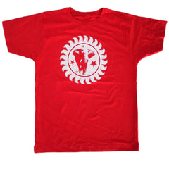 Brand New Heavies Red logo tee