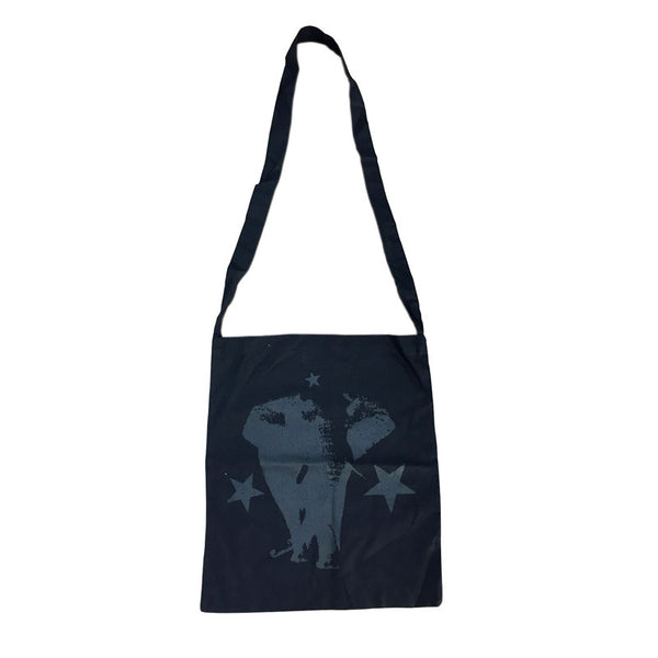 Brand New Heavies Black Logo Tote Bag