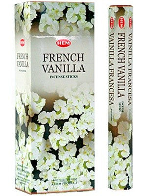 HEM FRENCH VANILLA INCENSE