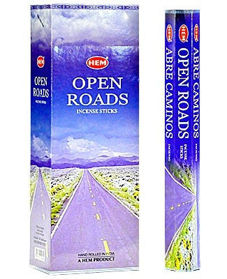 HEM OPEN ROADS INCENSE