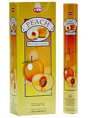 HEM PEACH INCENSE