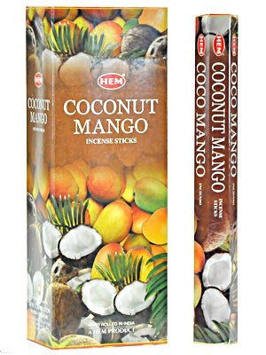 HEM COCONUT-MANGO INCENSE