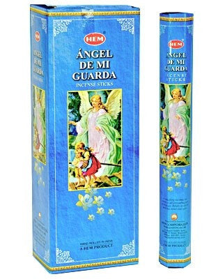 HEM ANGEL DE MI GUARDA INCENSE