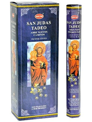 HEM SAN JUDAS TADEO INCENSE