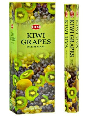 HEM KIWI-GRAPES INCENSE