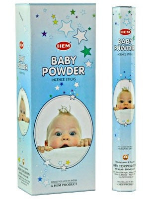 HEM BABY POWDER INCENSE