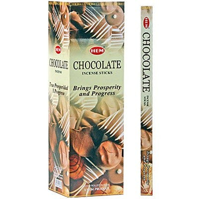 HEM CHOCOLATE INCENSE