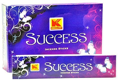 KWALITY SUCCESS INCENSE
