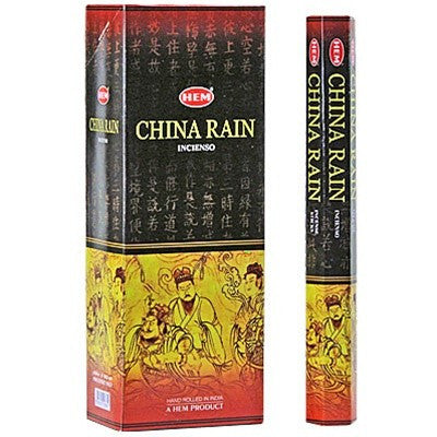 HEM CHINA RAIN INCENSE
