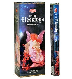 HEM DIVINE BLESSING INCENSE