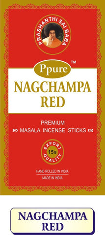 Ppure NAG CHAMPA RED
