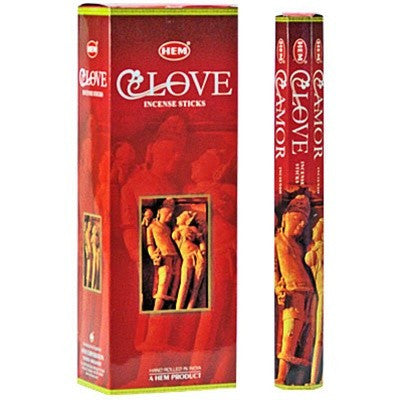 HEM LOVE INCENSE