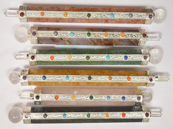 Wholesale Healing Stick in mix stones