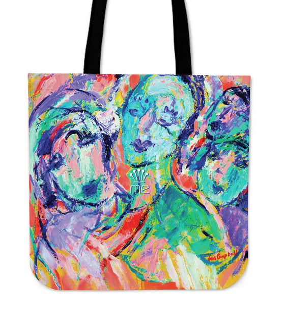 Colorful Tote Bag