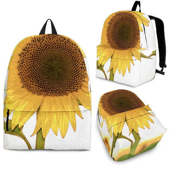 Kid's Backpack Sunflower