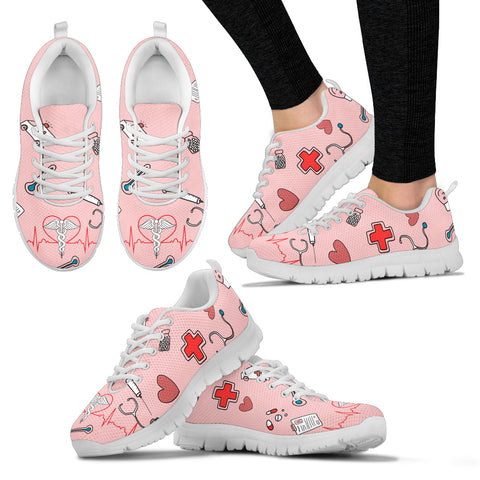 Nifty Nurse Comfy Women's Sneakers