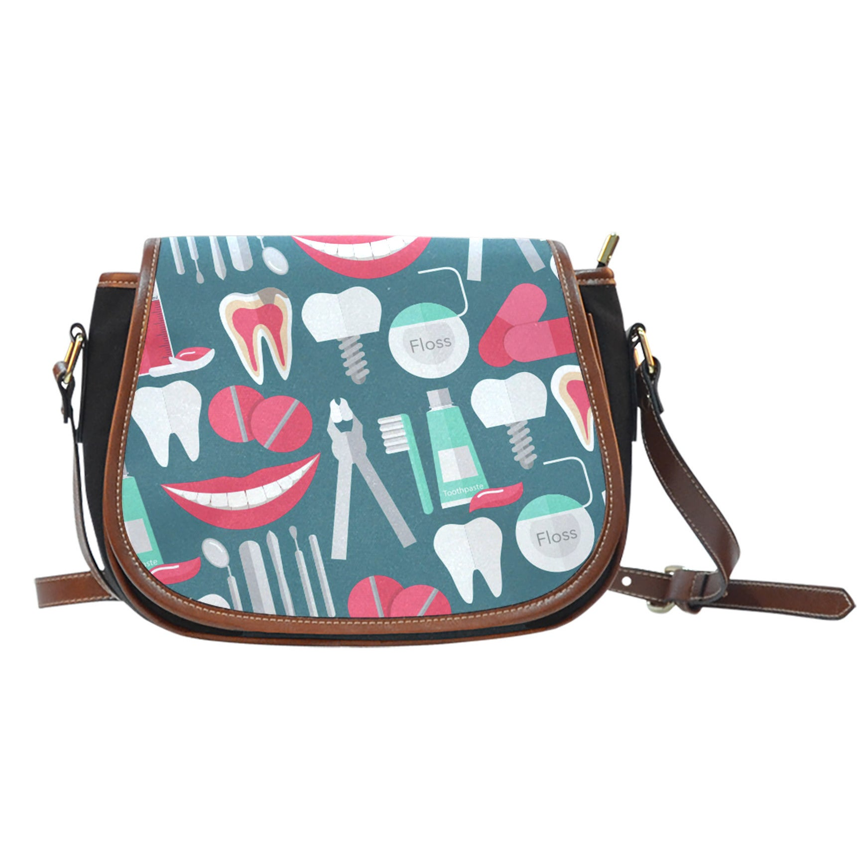 Dental Hygienist Saddlebag