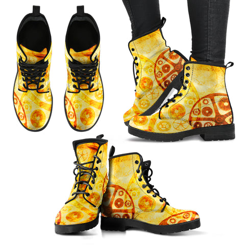 Golden Gear Women's Leather Boots