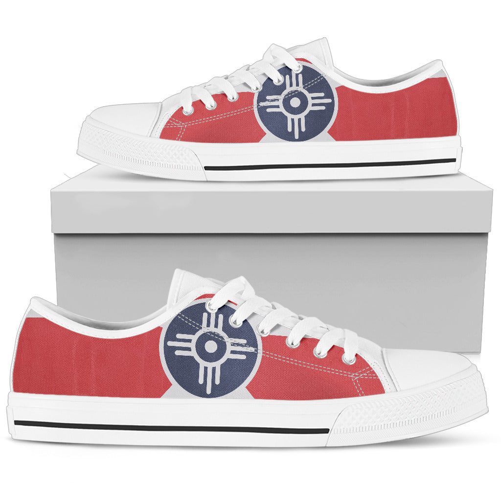Wichita Flag Low Cuts