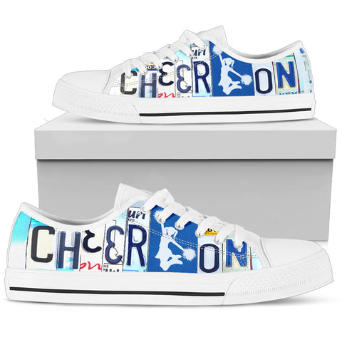 Cheer On Low Top Shoes