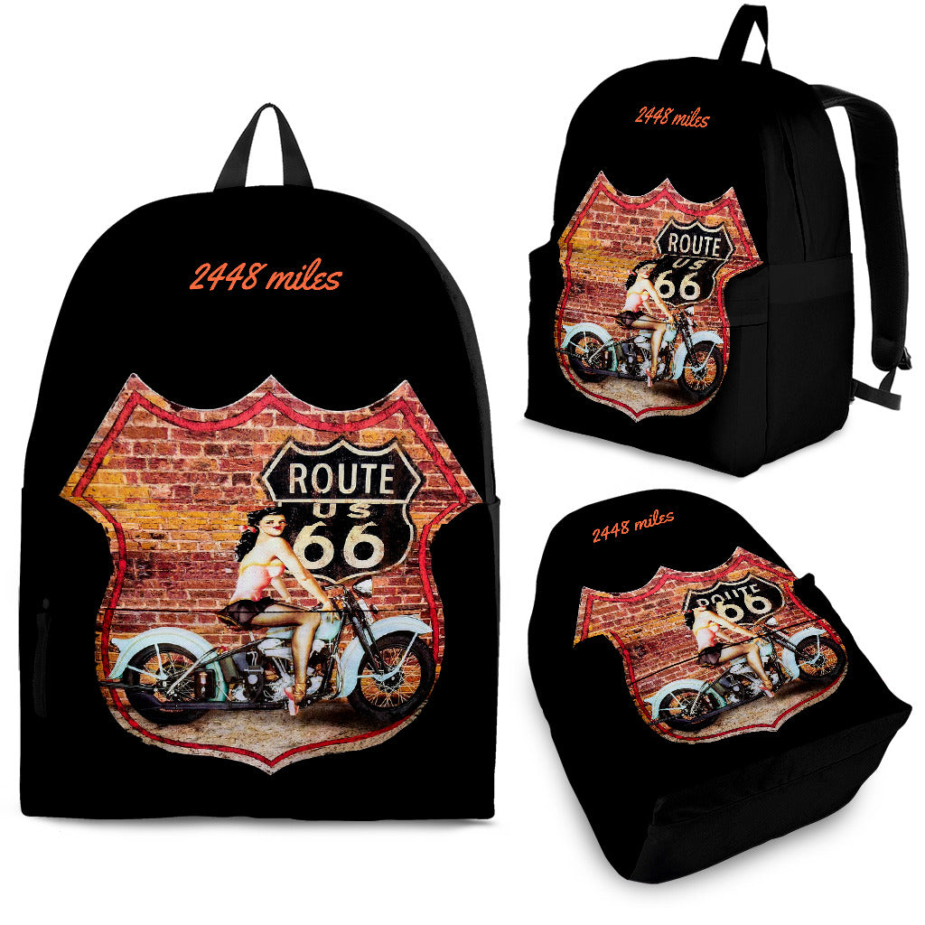 Route 66 Backpack