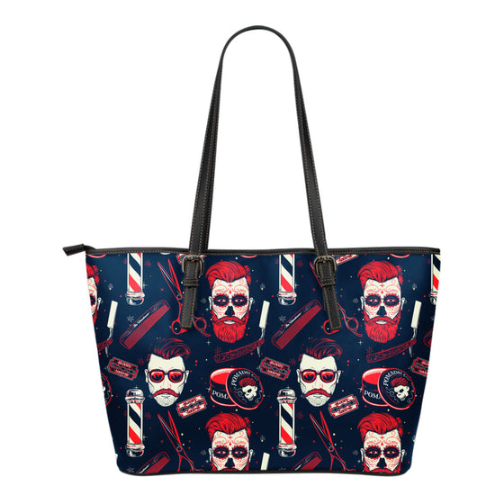 BARBER SMALL TOTE BAGS