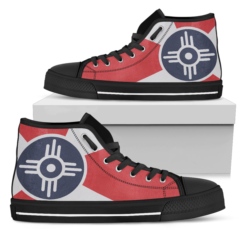 Wichita Flag High Tops